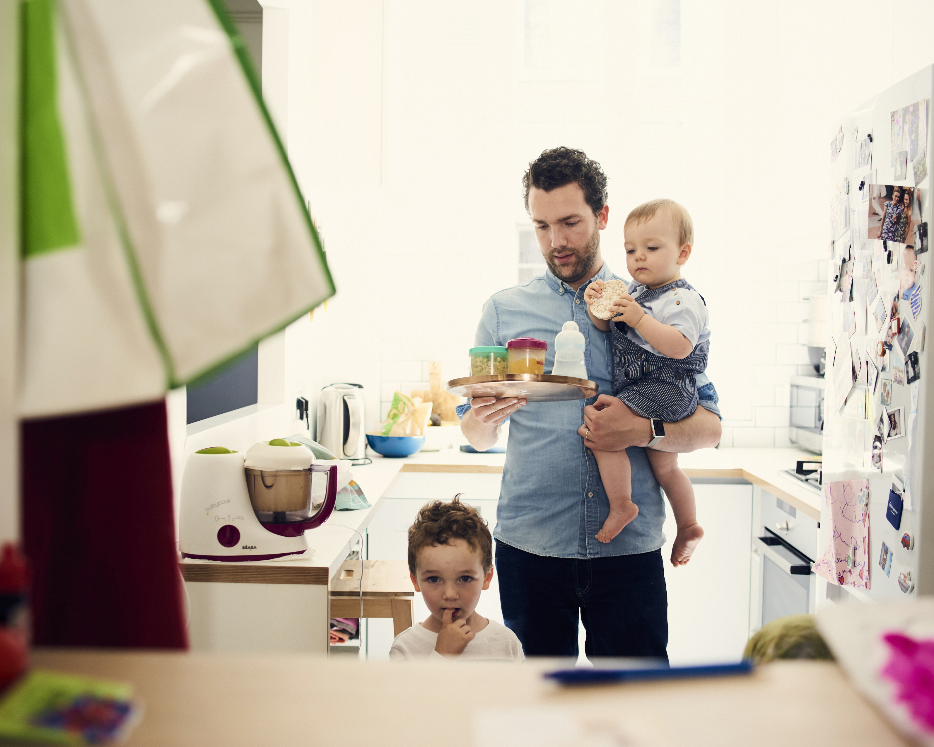 "WEBINAIRE AXA XL : ""Can dads have it all?"""